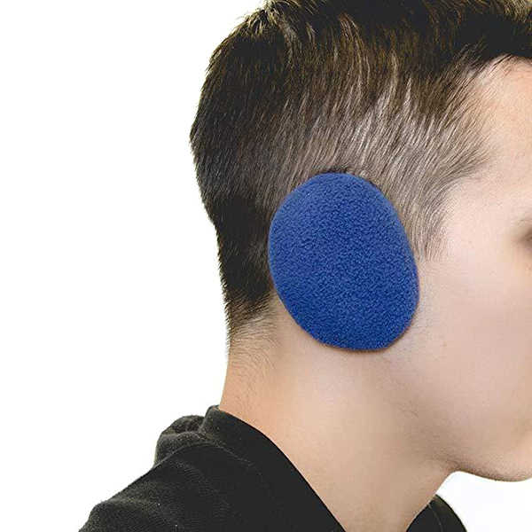 1 Pair Winter Women Man Adult Ear Cover Fleece Earmuffs Earbags Ear Warmers
