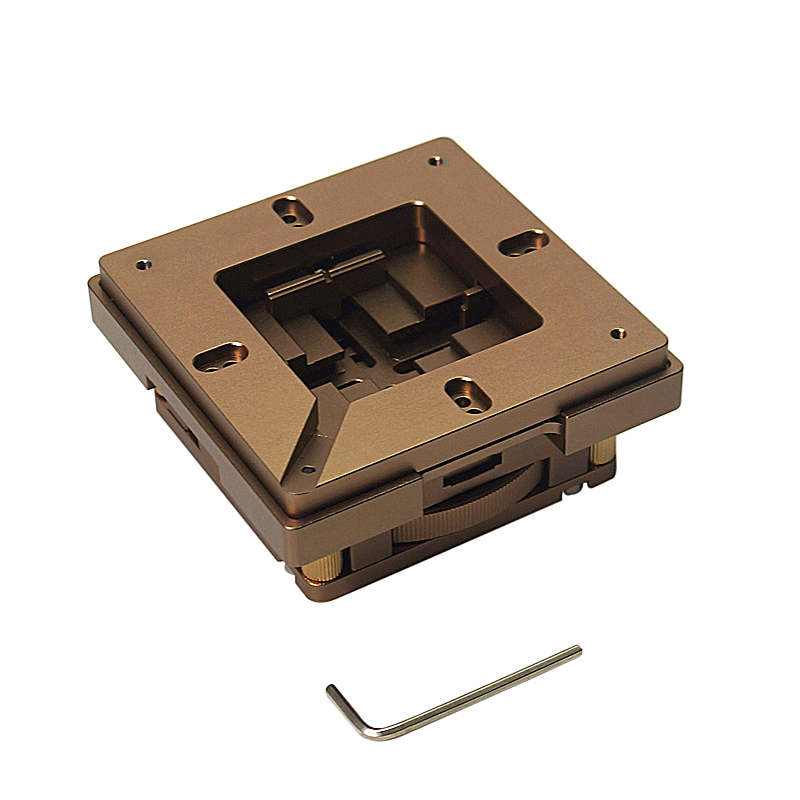 Tools : Freeshipping BGA Reballing station reball jig 80x80mm   90mm 90mm with Magnet Inside