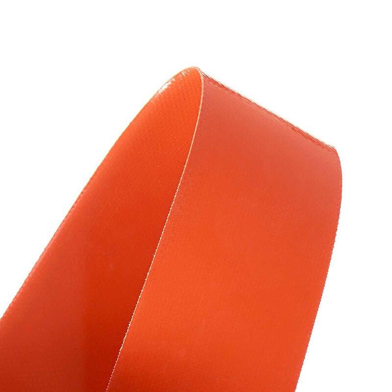 Heating Heater Pad Orange Silicone Flexible Electric Guitar Fingerboard