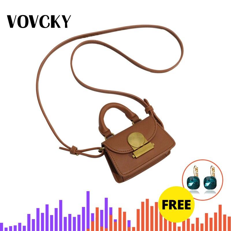 Femmes Mini fourre-tout sacs à bandoulière en cuir Sac à Main femme Sac de messager pour les femmes 2019 dame mode sacs serrure Sac A Main Marque Luxe