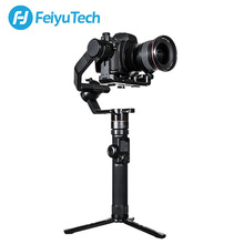 FeiyuTech AK4000 3-Axis Camera Stabilizer Gimbal DSLR Tripod 4 kg Payload with Follow Focus Control for Canon 5D Panasonic SONY