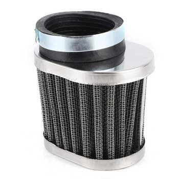 Air box automobiles 2in filtr powietrza motocyklowy wysoki filtr powietrza uniwersalny praktyczny motocykl akcesoria samochodowe tanie i dobre opinie VGEBY CN (pochodzenie)