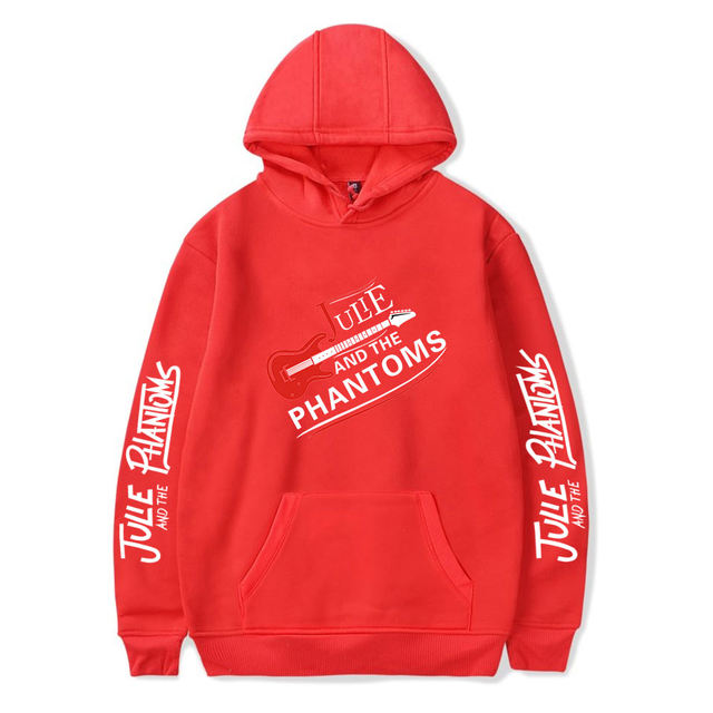 JULIE AND THE PHANTOMS THEMED HOODIE (28 VARIAN)