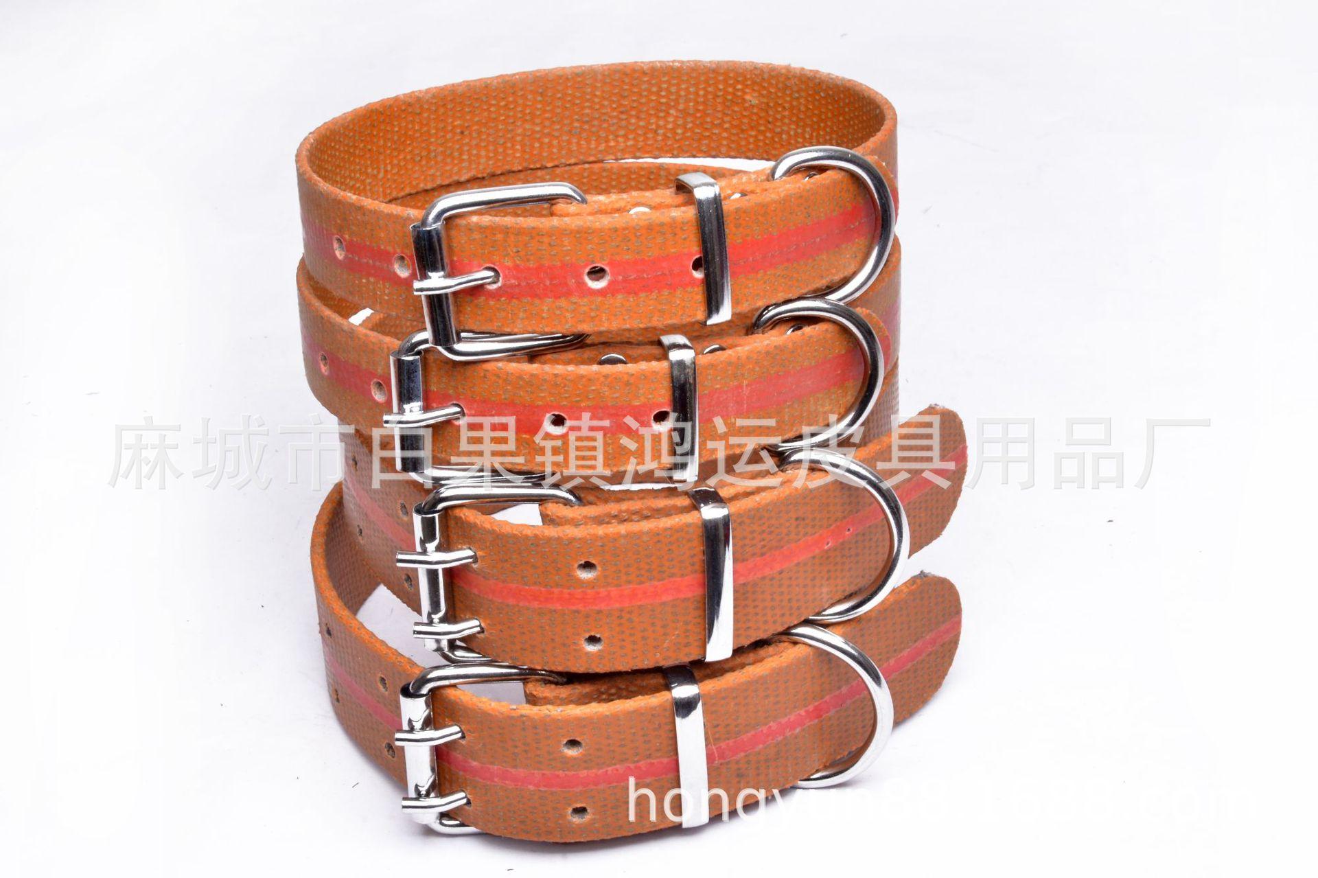 Dog Kept Pulling Constantly Dogs Rubber Bandana Large Fierce Dog Dog Collar Waterproof Anti-Bite Neck Ring