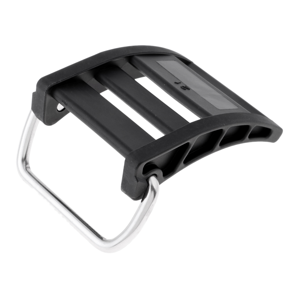 Replacement Nylon Scuba Diving BCD Tank Cylinder Strap Band Cam Buckle Fits 50mm/2 Inch Belt