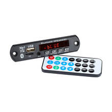 AIYIMA 15Wx2 Bluetooth amplifikatör kurulu MP3 dekoder kurulu Bluetooth 5.0 alıcı WAV APE FLAC ses çözme USB TF FM AUX