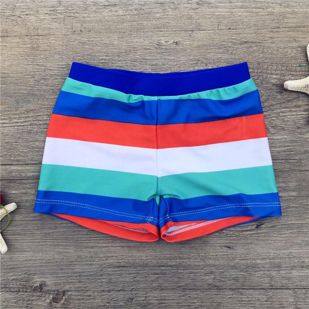 2-8-Year-Old KID'S Swimwear Multi-color Stripe Child Swimming Trunks AussieBum AliExpress For 136