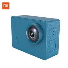 XiaoMi-cámara deportiva Youpin Seabird 4K/60 FPS, cámara de acción profesional con pantalla táctil EIS, grabación de vida