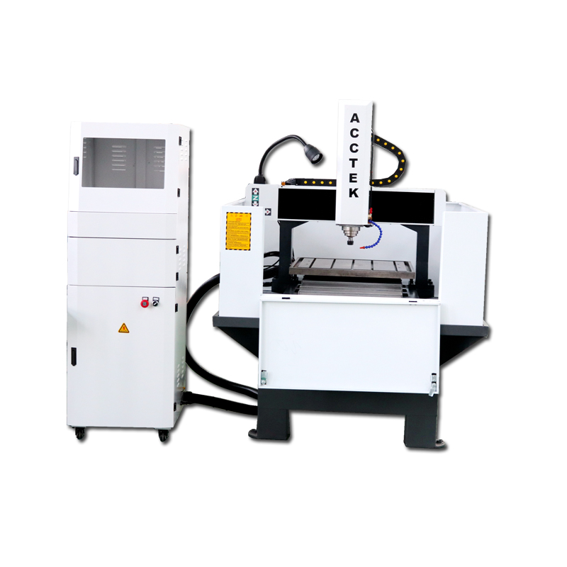 Cast Iron Table Moving Cnc Router 4040 6060 Metal Mould Machine For Iron Steel Aluminum