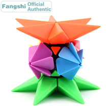 Fangshi F/S limCube Pineapple Magic Cube Strange Shape Hexagram Star Professional Speed Puzzle Twisty Educational Toys For Kids
