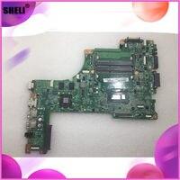 SHELI für TOSHIBA Satellite S50 S55 S50T-B S55-B motherboard mit I5-4210U A000296900 DABLIDMB8E0