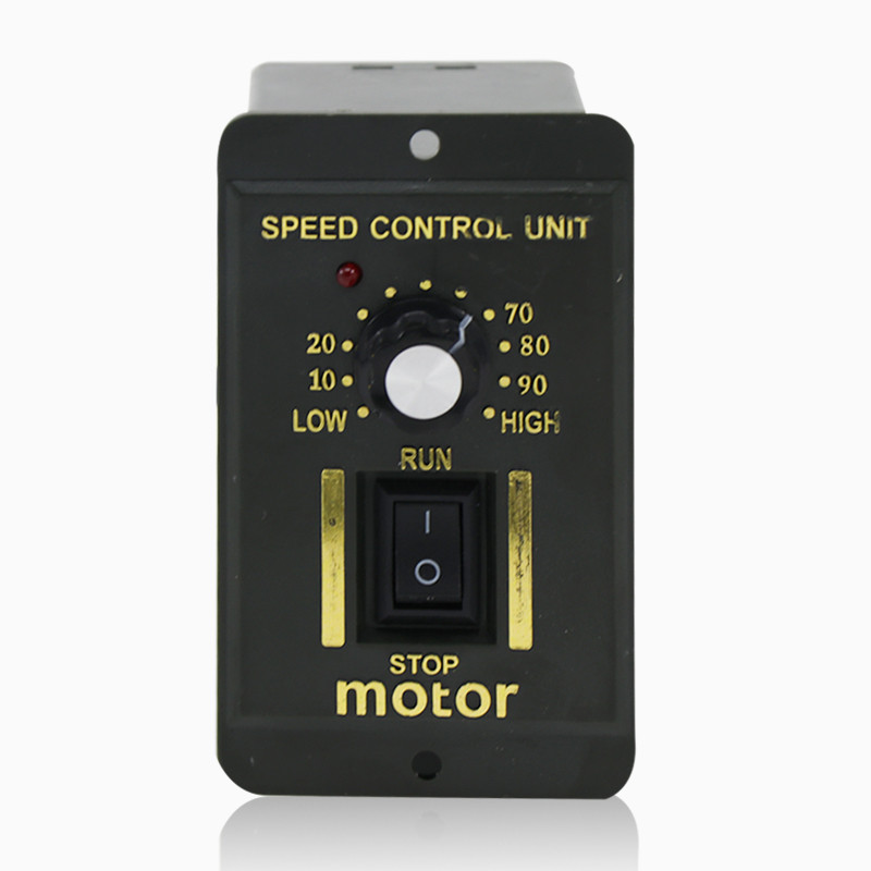 1pc 6W-<font><b>250W</b></font> AC 220V 50/60HZ <font><b>Motor</b></font> Speed <font><b>Controller</b></font> Pinpoint Regulator Forward and Backward <font><b>Motor</b></font> <font><b>Controller</b></font> image
