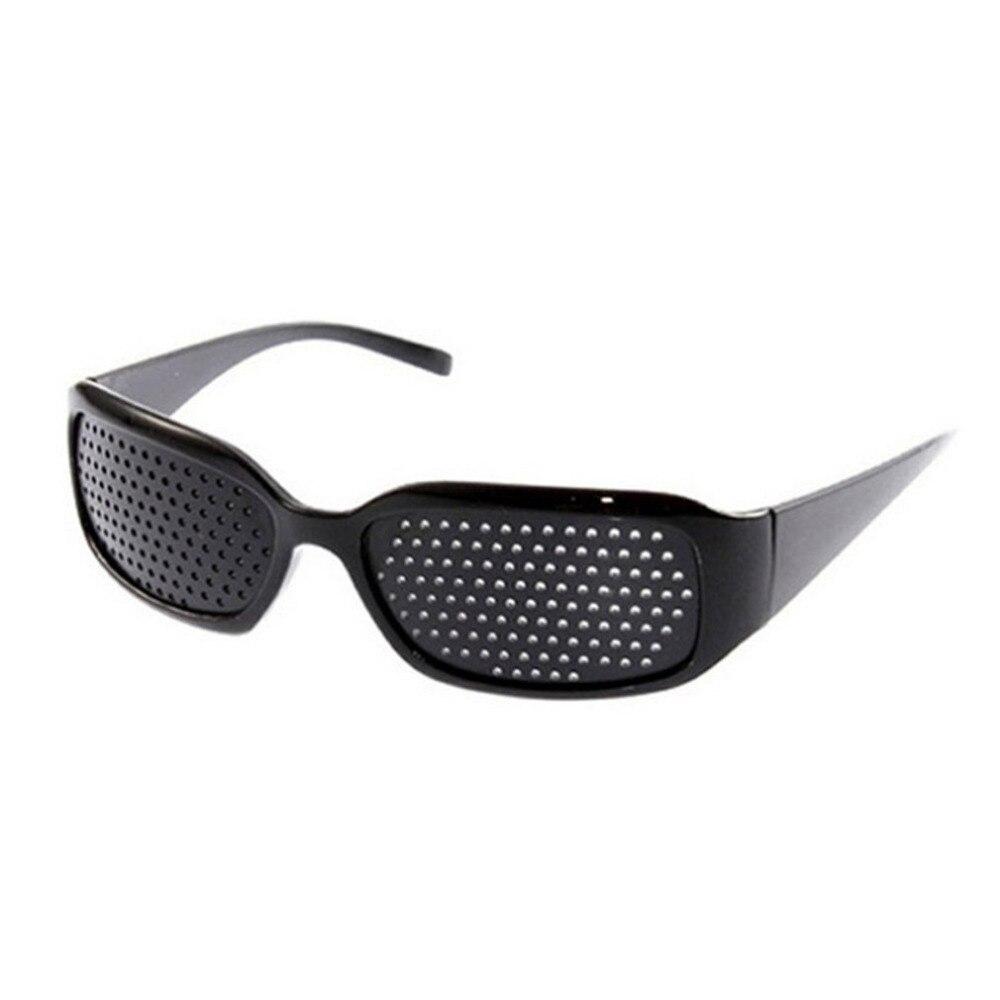 Vision Care Pin Hole Eye Exercise Eyeglasses Glasses Eyesight