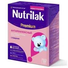 Молочная смесь Nutrilak Premium Антирефлюкс с рождения 350 гр
