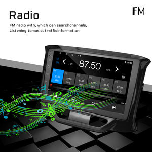Image 3 - AMPrime Android Car Radio 2din 2.5DScreen For LADA X ray Xray 2015 2016 2017 2019 Multimedia Video Player Navigation GPS WIFi FM