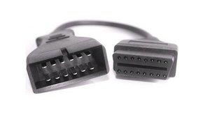 Image 2 - GM – adaptateur de câble de connecteur 12 broches 12 broches OBD à OBD2 16 broches