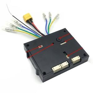10S 36V Elektrische Skateboard Controller Hauptplatine + Fernbedienung USB Kabel Kit