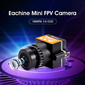 Мини FPV-камера с возможностью переключения на ТВЛ, 1/3 CCD, объектив 110 градусов, 2,8 мм, NTSC, PAL, для FPV Racing Drone Quadcopter RC Parts Accs