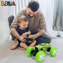 Машинка радиоуправляемая LBLA D875, трансформатор 4WD с дистанционным управлением, для крущения, дрифта, внедорожника, подарок для детей
