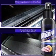 Vehemo покрытие автомобиля пластиковое покрытие защитное средство 50 мл многофункциональное Авто покрытие прочное жидкое стекло колесо