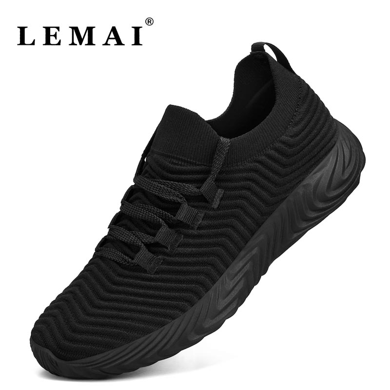New Men & Women Breathable Running Shoes Outdoor Jogging Walking Lightweight Shoes Comfortable Sports Sneakers
