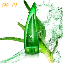 PF79 95% Aloe Moisture Gel Face Hair Body Skin Care Oil Control Acne Treatment Anti Aging Whitening Moisturizing