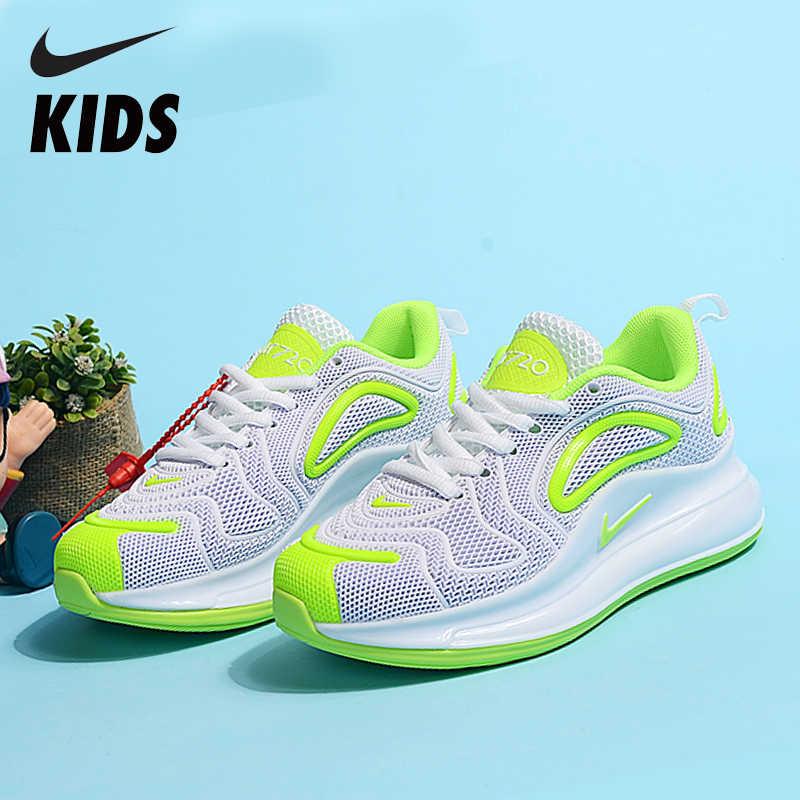 NIKE AIR MAX 720 Kids Shoes Original New Arrival Children