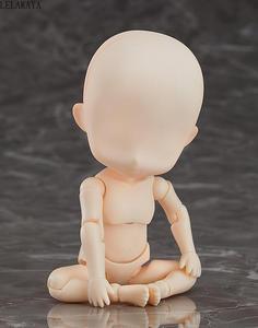 Image 3 - 1 adet japon animesi bebek çocuk arketip kız arketip bebek Bodykun Bodychan reçine koleksiyonu 1/6 PVC şekil eylem modeli oyuncaklar