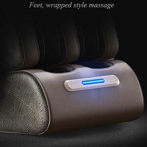 Image 5 - New home Zero gravity Massage Chair full body electric heating recline massage chairs cheap shiatsu massage armchair sofa