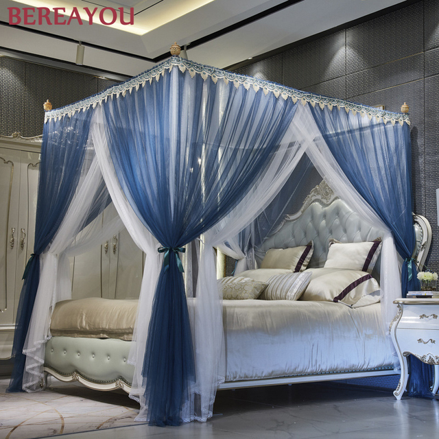 2 طبقة ناموسية سرير غرفة قصر ناموسية نموسية للسرير سرير مغطى نموسية للسرير سرير مغطى ستائر خيمة سريرية مظلة الأميرة البعوض 4