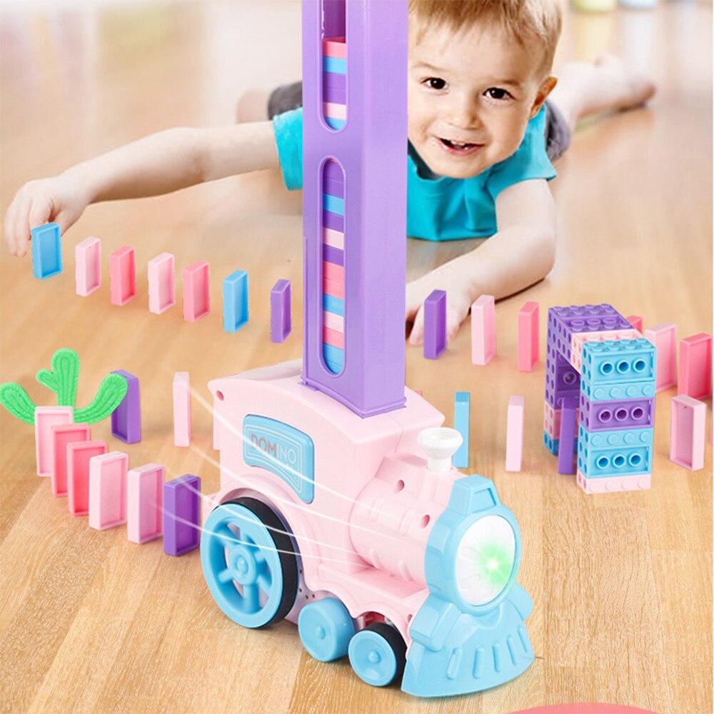 automática conjunto de blocos de construção e