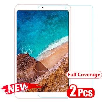 2 uds. Protector de pantalla 9H para Xiaomi Mi Pad 2 3 4 8,0 7,9 pulgadas 2018, película protectora de cristal templado para Tablet Xaiomi Mipad 4 3 2