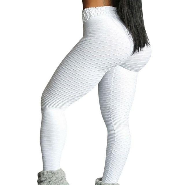 Push Up Leggings Women Fitness Pants High Waist Sport Leggings Anti Cellulite Leggings Workout Sexy Black Ladies
