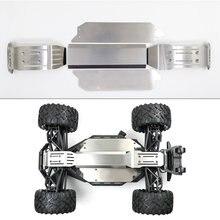 Rc car traxxas 89076 4 1/10 maxx бампер шасси Броня Защита противоскользящая