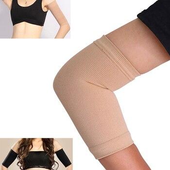 1 Pair Women Men Medical Support Leg Shin Socks Varicose Veins Calf Sleeve Compression Brace Wrap leg Shaping Massager