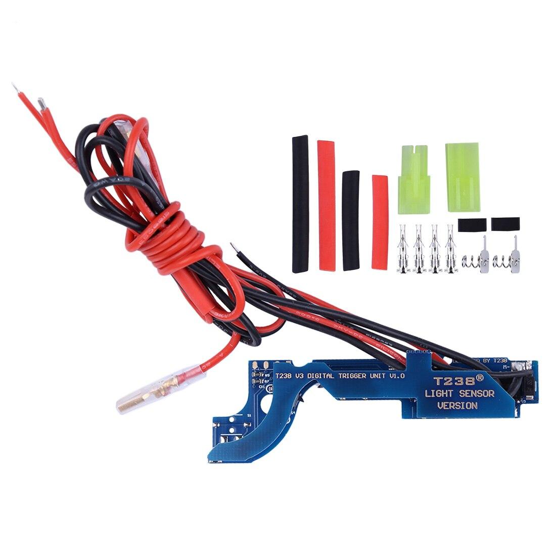 modulo programavel da unidade de controle de fogo eletrica de mosfet t238 para a caixa de