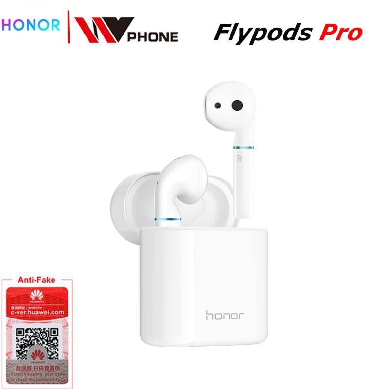Huawei Honor Flypods беспроводной сенсорный водонепроницаемый динамический наушник с сенсорным управлением беспроводной зарядки Bluetooth 5,0
