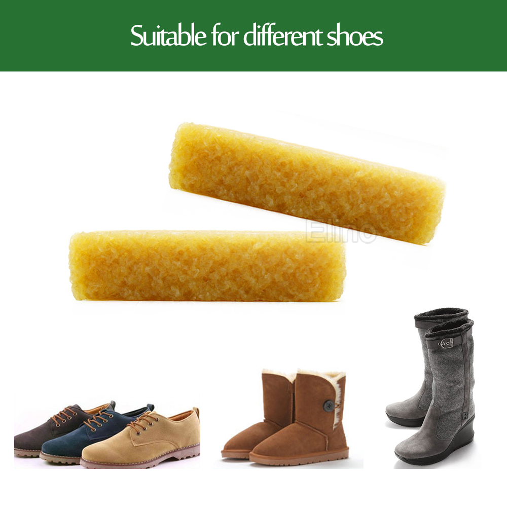 Suede Care Cleaning Rubber