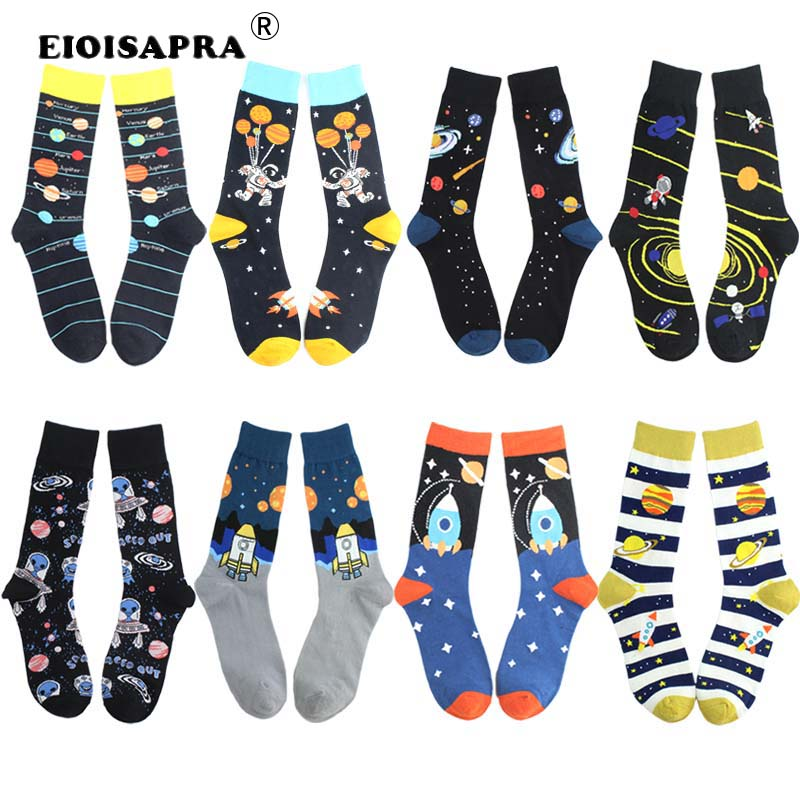 [EIOISAPRA]Winter Warmer Cartoon Terry Socks Women Lovely Casual Antiskid   Floor Socks Best Gift Of Christmas Happy Socks