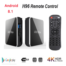 2019 Best Android TV Box H96max X2 boxing S905X2 youtube 4K 2.4/5G Bluetooth Media Player Smart TV set top Box Support Youtube smart tv set top box amlogic s905x2 h96max x2 tv boxes 4gb64gb 1080p h 265 android8 1 tv box support youtube netflix tv boxing