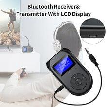 3 in1 bluetooth 50 передатчик приемник Беспроводной аудио 35