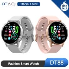 HOT SALE DT NO.1 DT88 Smart Active Watch Smartwatch Intelligent Fitness Tracker