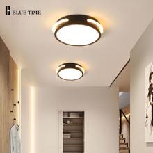 Квадратный круглый светодиодный потолочный светильник для гостиной