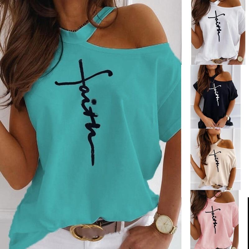 Large size T-shirt Women  1