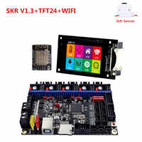 SKR V1.3 ARM motherboard + TFT 2.4 touch screen + WIFI monitor cheap 3d printer upgrade control plate for creality Ender 3 CR 10