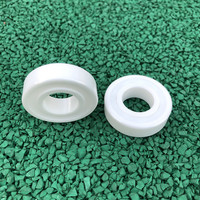 4pcs double sided seal 626 699 685 688 608 609  2RS ZrO2 full Ceramic ball bearing 6x19x6 9x20x6 5x11x5 8x16x5 8x22x7 9x24x7 mm|Bearings| |  -