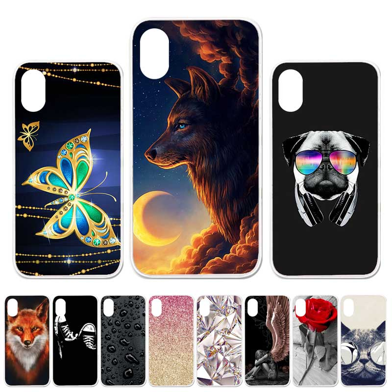 TAOYUNXI Soft TPU Case For <font><b>Samsung</b></font> <font><b>Galaxy</b></font> <font><b>Win</b></font> <font><b>I8550</b></font> Cases For <font><b>Galaxy</b></font> <font><b>Win</b></font> I8552 GT-i8552 GT i8558 8552 4.7 inch DIY Painted Cover image