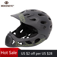 Mountain Bike Helmet 56~62cm Adult Full Covered Face Helmet Road Bicycle Cycling 19 Vents Downhill Motorcycle Portable Helmet