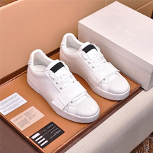 2021 New Men's Casual Shoes Korean Breathable Non-slip Running Shoes Fashion Sports Shoes White Shoes