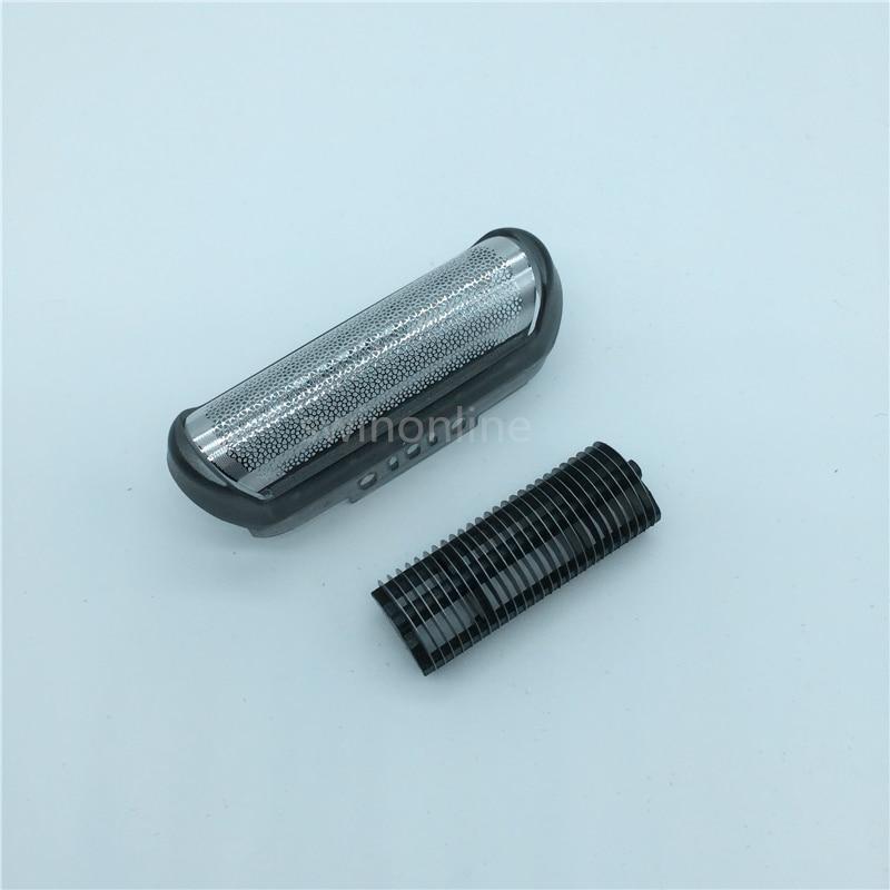 10B Shaver Foil And Blade For BRAUN 10B 1000 Series CruZer 1 2 3 4 :Z20 Z30 Z40 Z50 Z60 2615 2675 2775 2776 2778 2838